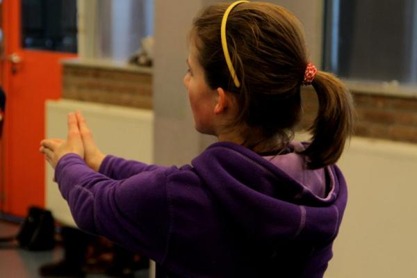Workshop Stepping Kortrijk