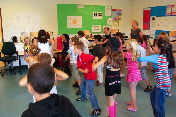 Workshop Kidsdance  Kortrijk.