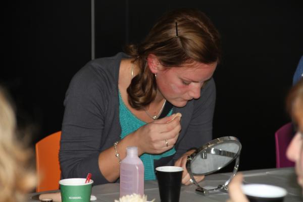 Workshop Visagie in Kortrijk