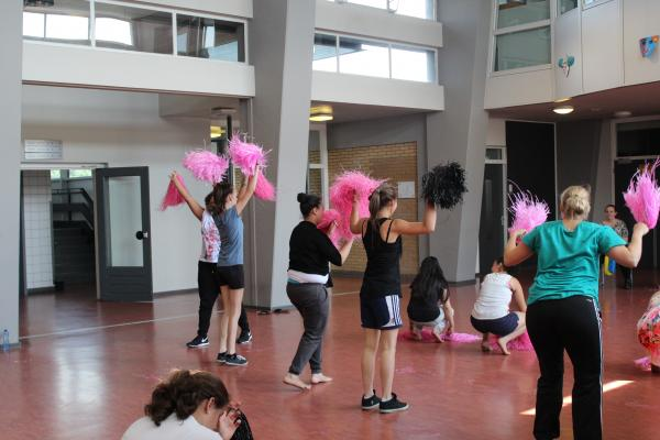 Workshop Cheerleading Kortrijk