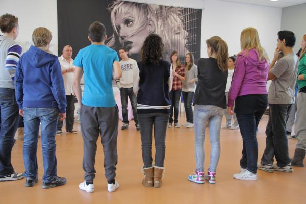 Workshop Theatersport Kortrijk