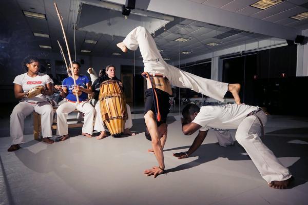 Workshop Capoeira Kortrijk