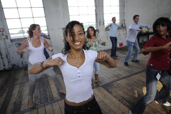Workshop Streetdance Kortrijk