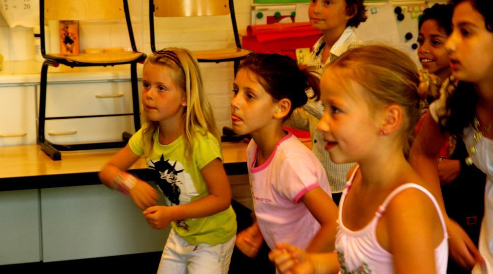 Slide 3: Workshop Kidsdance