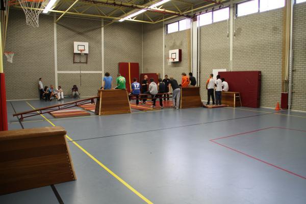 Workshop Freerunnen Kortrijk