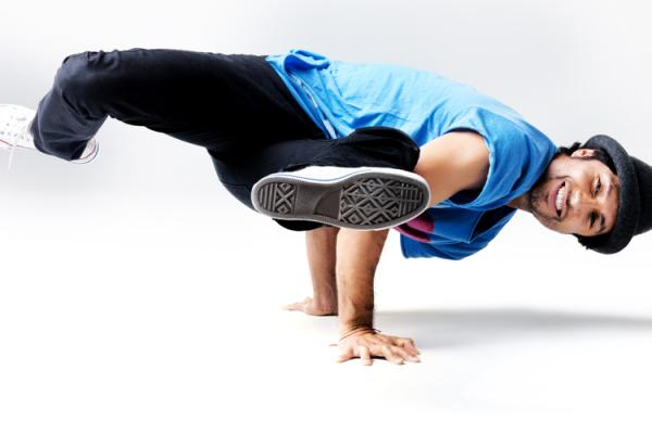 Workshop Breakdance Kortrijk