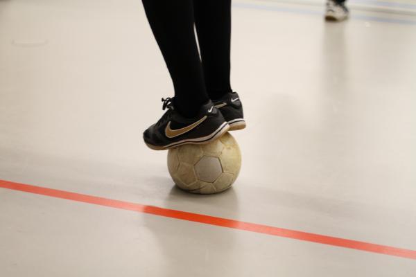 Workshop Pannavoetbal Kortrijk