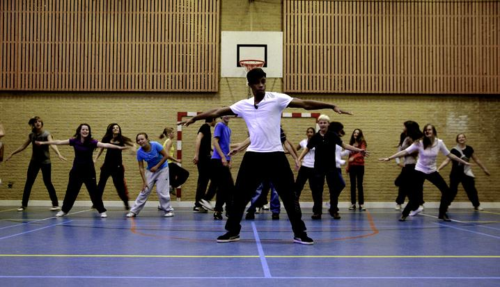 Slide 4: Workshop Breakdance