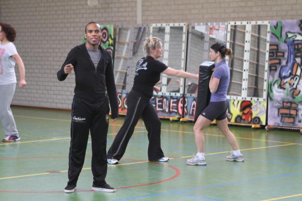 Workshop Boksen Kortrijk