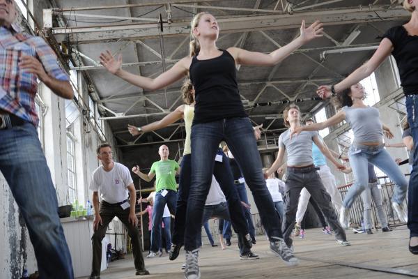Workshop Hiphop Kortrijk